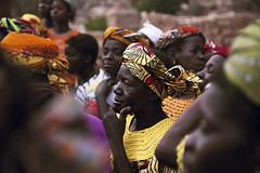 20 Γυναικείες φιγούρες, Pays Dogon, Mali, 50x75