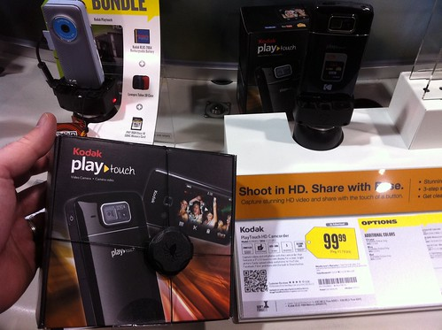 Kodak Play Touch Camera on Sale at Best Buy in Edmond, Oklahoma