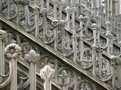 Duomo Milano (MKP-0508) Tags: roof dom milano duomo toit dach gotik mailand