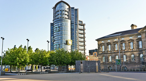 The Boat - Belfast (High Rise Building)