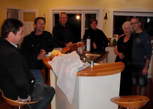 Kitchen Festivities