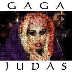 Lady Gaga Judas (qthomasbower) Tags: portrait music art lady video mosaic coverart fanart visual popmusic judas musicvideo gaga mashups visualmashup shockofthenew ladygaga visualmashups visionqualitygroup photovisionquality100 qthomasbower crazygeniuses ladygagaportrait ladygagamosaic art2011 ladygagajudas ladygagajudasmosaic