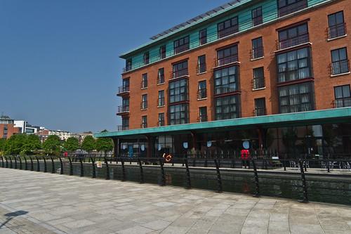The Gasworks Business Park lies half a mile south of Belfast city centre