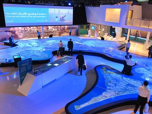 Master Plan Abu Dhabi 2030