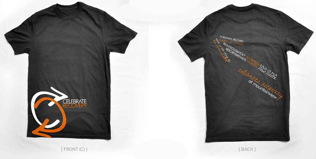 Celebrate Recovery T-shirt