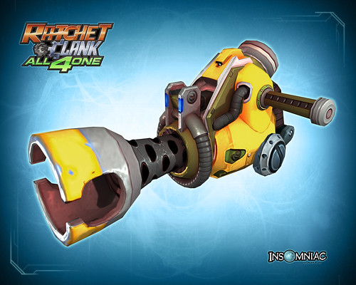 Ratchet & Clank: All 4 One preorder