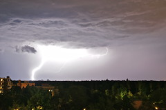 DSC01568 (Mathias Apitz (München)) Tags: wetter weather gewitter wolken blitze sky clouds lightstorm lightnings natur nature haar münchen munich mathias apitz