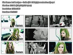 Avril Lavigne - Smile (HD 1080p).[www.hanfc.net]