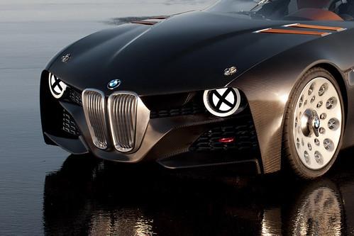 BMW's 328 Homage Concept