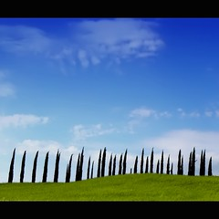 | | | I I I I II I II I (s@brina) Tags: landscape minimal tuscany toscana valdorcia