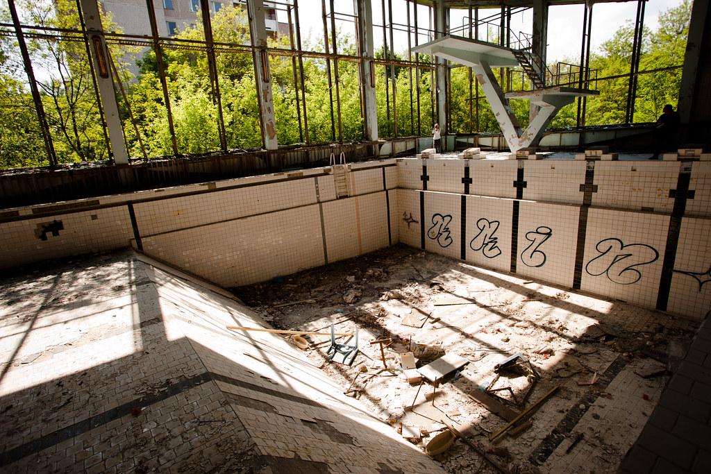 Chernobyl: Deep end