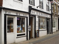 Picture of Langton's Bookshop