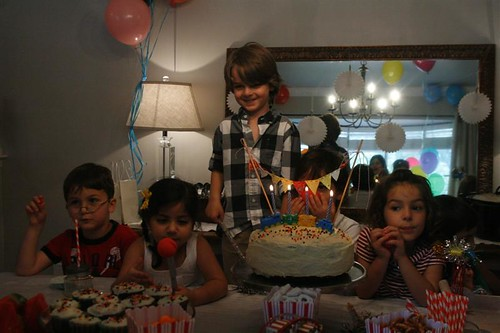 Noah's 4th Birthday