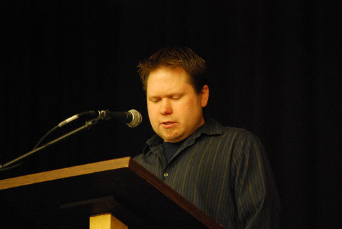 "Jason LaPier reading ""Closing Loops"""