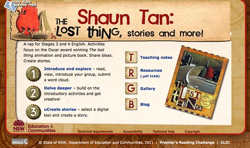 Shaun Tan rap