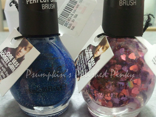 Nicole by OPI Justin Bieber