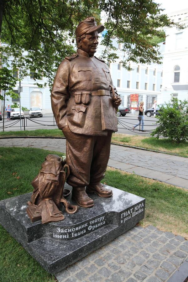 Киев, Швейк