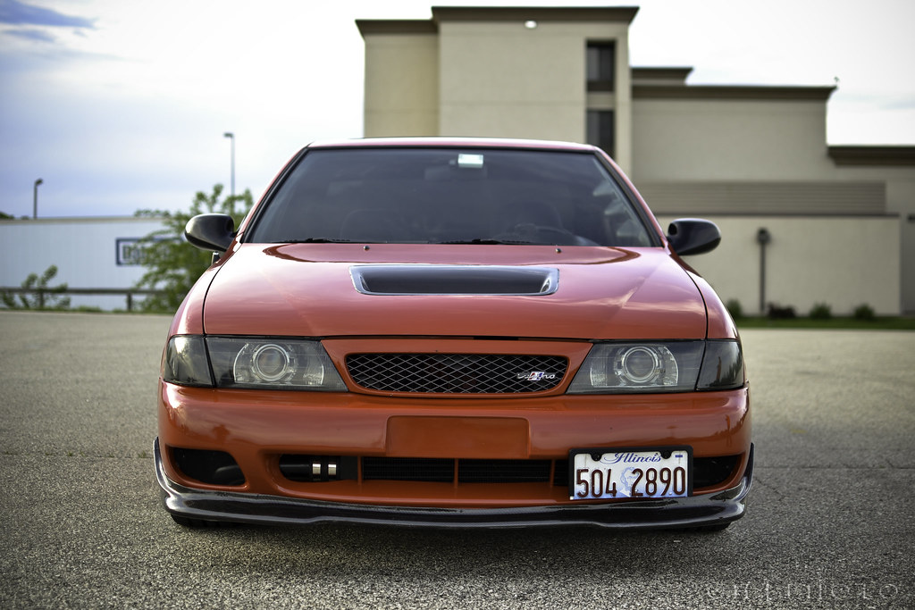 My 1995 Nissan 200sx se-r - Subaru Forester Owners Forum