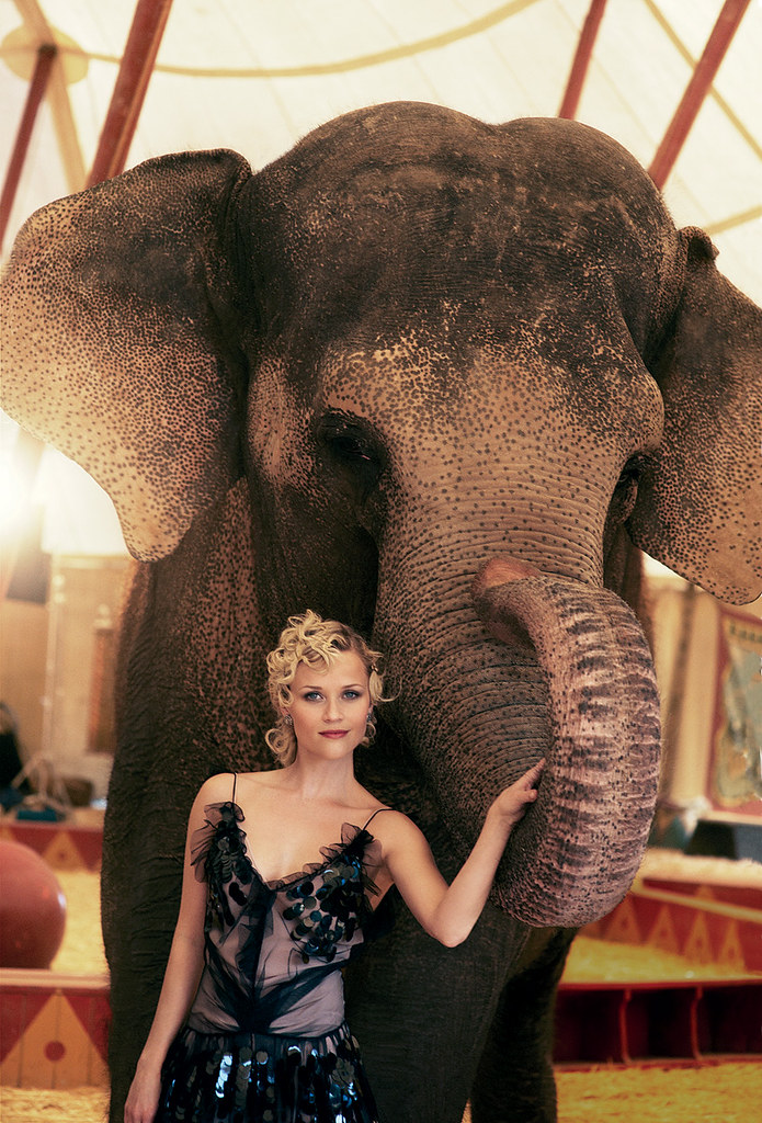 reese+witherspoon+vogue+water+forelephants