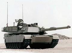"""Как остановить основной американский танк М1А1 (А2) """"Абрамс""""."""