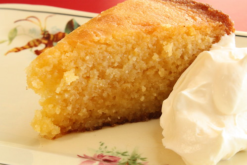 Lemon Polenta Cake 3