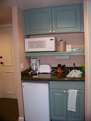SSR Studio Kitchenette