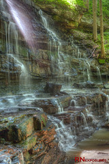 Louth Falls 06 (RNexposures) Tags: longexposure ontario water landscape moss rocks waterfalls slowshutter hdr ontariowaterfalls silkywater louthfalls canonef1740 canoneos5dmarkii fadernd landscapelovers