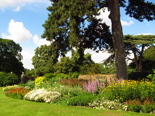 The Duke's Garden, Kew Gardens