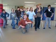 GIRLS DAY BOYS DAY in Koopration mit der Hochschule und Geocaching am Rosenplatz