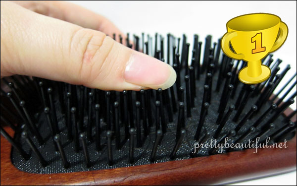 acca kappa hair brush soft