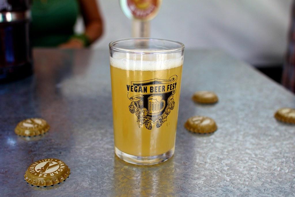 la vegan beer fest 2011