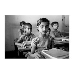 . (Emmanuel Smague) Tags: leica travel school girls boy people blackandwhite bw film boys girl kids 35mm children photography kid education asia child classroom report documentary mp bangladesh pupil pupils ngo breathofair emmanuelsmague
