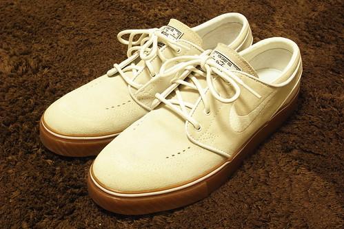 Nike SB Zoom Stefan Janoski – White Gum