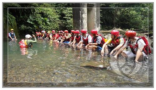 第3期烏來溯溪體驗課程202