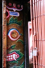 Nepal Travel (Kartik-Dhar) Tags: nepal india kathmandu travel 35mm street photography photographer photojournalism holga hindu hinduism buddhism buddhist buddha art kartikdhar pokhara alleys architecture monk tibet lamps streetphotography cute concert dance day night sky blue red warm peace river sexy dog sculpture prayer motorcycle young rickshaw door girl outdoor