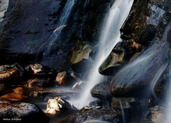 Waterfall (Darea62) Tags: light stones stream longexposure rocks river creek malbacco versilia waterfall seravezza tuscany