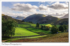 Martindale Common, Lake District (Paul Simpson Photography) Tags: countryside cumbria september2016 lakedistrict lakeland lgg3 mobilephoneimage rural paulsimpsonphotography photoof photosof imageof imagesof martindalecommon mountains hills trees valley england northwest english