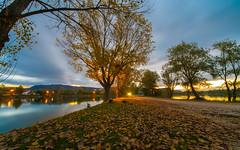 lake Zajarki (007) (Vlado Ferenčić) Tags: zaprešić zajarki lakes lakezajarki jezerozajarki morning autumn autumncolours autumnmorning sunrise hrvatska croatia nikond600 sigma12244556