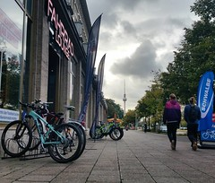 #schwalbe #service #fahrradlounge #berlin #ostberlin #bicycle #bicycletourist #bicycles  #fernsehturm #telespargel #stalinallee #karlmarxallee #oldtown #cityscape #citylife #cycletour #cloudchaser #cloudstagram #windowshot #samsung #capital (Gerrit Berlin) Tags: instagramapp square squareformat iphoneography uploaded:by=instagram schwalbe service fahrradlounge berlin ostberlin bicycle bicycletourist bicycles fernsehturm telespargel stalinallee karlmarxallee oldtown cityscape citylife cycletour cloudchaser cloudstagram windowshot samsung capital