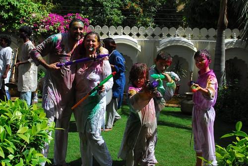 Holi Fest and Amber Fort - Jaipur Day 2 081