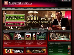 Mansion Casino Home