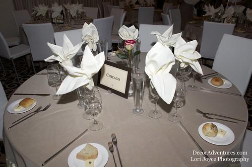 Luggage Tag Wedding Favors 32 Trend Wedding Table Setting
