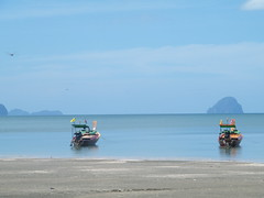 Pak Meng Beach (39) (radioink) Tags: trip sea holiday beach thailand boat south southern pakmeng trang