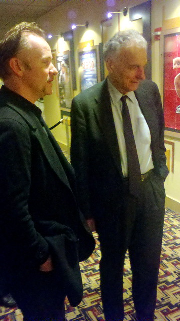 Morgan Spurlock and Ralph Nader
