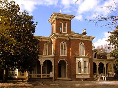 P.M. Cragmiles House - Cleveland, TN