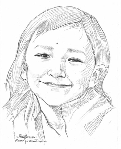 portrait in pencil 08032011 - 2