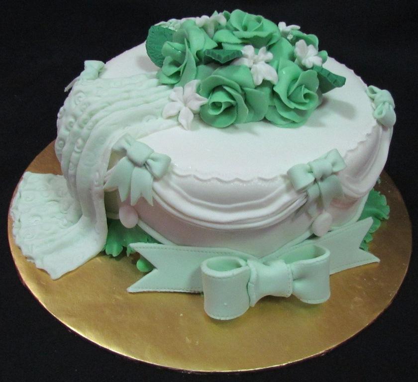 .Advanced Fondant Cake Deco Class