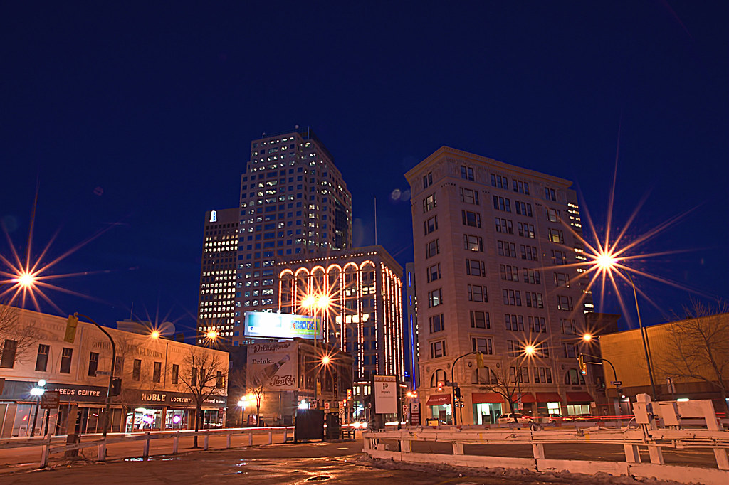 Winnipeg Downtown