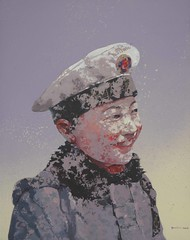 GuoJin - The Child and Her Cap No.2