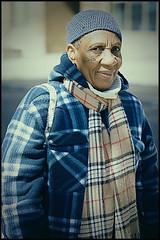 Grace (Calvin J.) Tags: street portrait toronto ontario canada vintage photography photo nikon walks downtown cross candid retro processing nikkor 70200mmf28 d700 topwcs